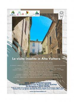 Visite guidate ai tesori dell'arte in Alta Val Taro